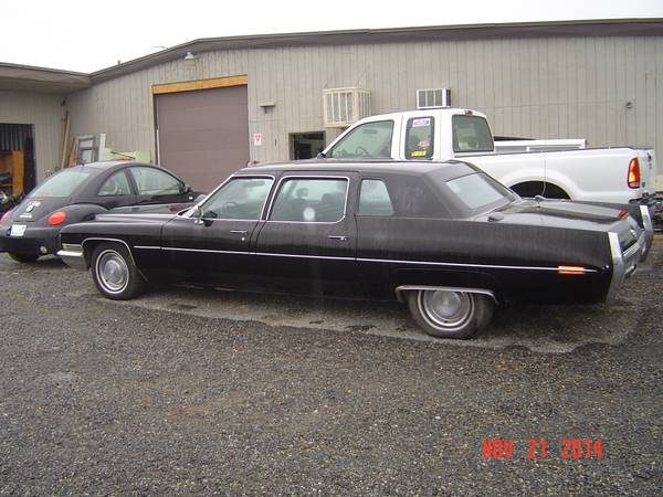 1971 Series 75 Limo Caddy On Yakima Craigslist For Sale King