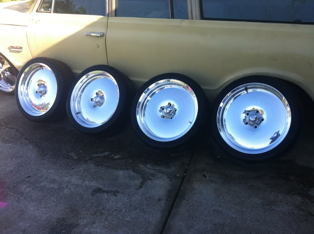 Wheels What Would You Do King Daddy Caddy