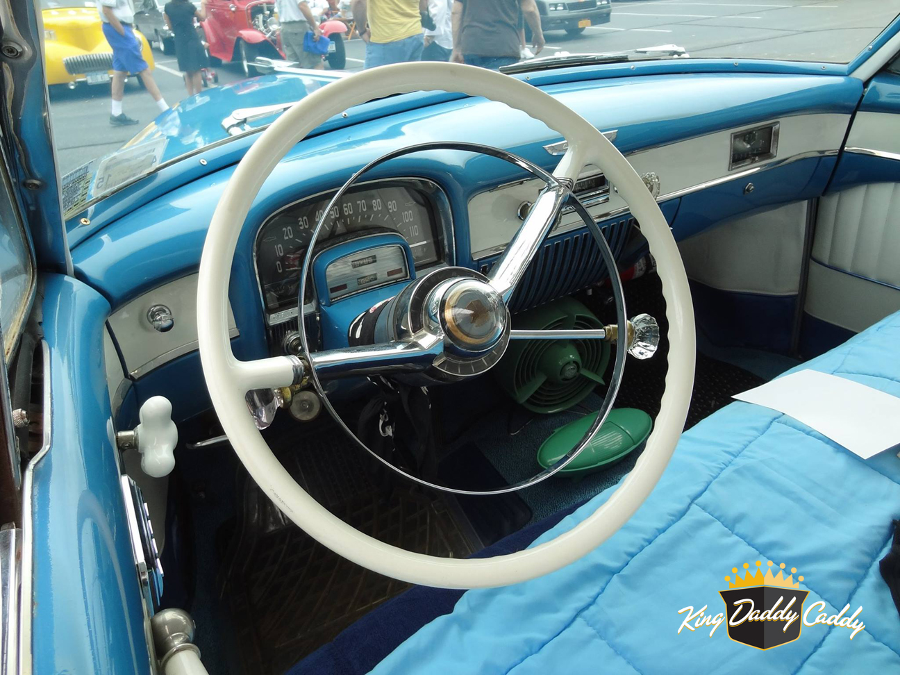 1951 Cadillac Coupe Deville King Daddy Caddy For Sale